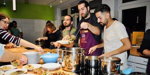 Über den Tellerrand - Kochabend