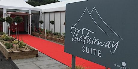 Bryn Meadows Hotel, Golf & Spa Wedding Fayre  – Sunday 1 March 2020 tickets