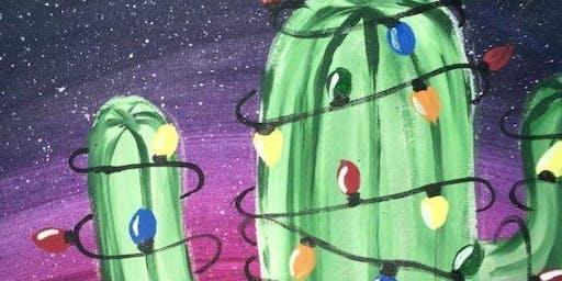 Christmas Cactus - Belgian Beer [Dec 16]