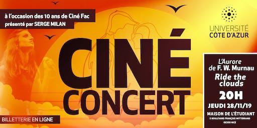 10 ans Ciné Fac avec Ride The Clouds