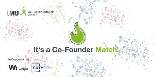 It's a Co-Founder Match! Vol. 3