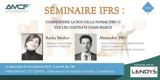 Séminaire IFRS 17 sur les contrats d'assurance