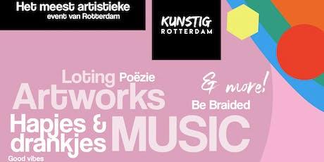 Kunstig Rotterdam tickets