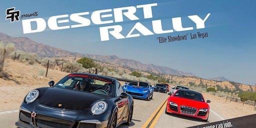 SR Desert Rally