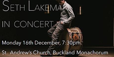 Seth Lakeman Concert tickets