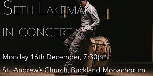 Seth Lakeman Concert