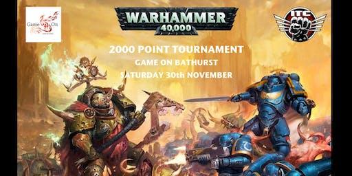 Warhammer 40K Bathurst 2000 3.0