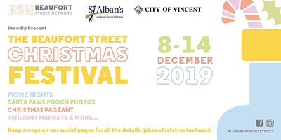 Vendor registration: Christmas Twilight Markets on Beaufort Street