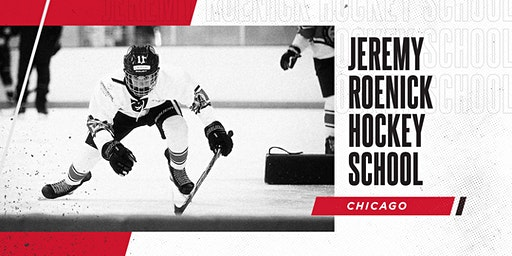 Jeremy Roenick Hockey School - Youth School - Chicago 2020