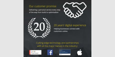 The FREE Digital Marketing Workshop for SME's, Starts-ups and Freelancers tickets