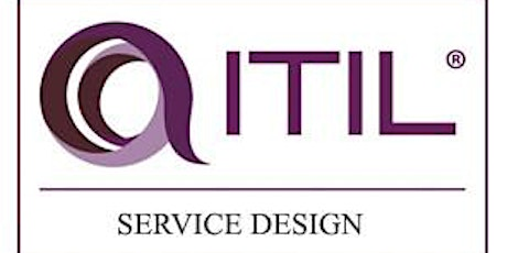 ITIL – Service Design (SD) 3 Days Training in Irvine, CA tickets