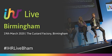 In-house Recruitment Live Birmingham 2020 tickets