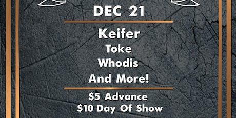 Co-Op feat Keifer tickets