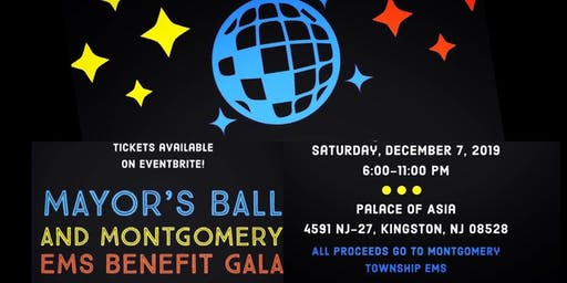 Mayor's Ball and Montgomery EMS Benefit Gala!