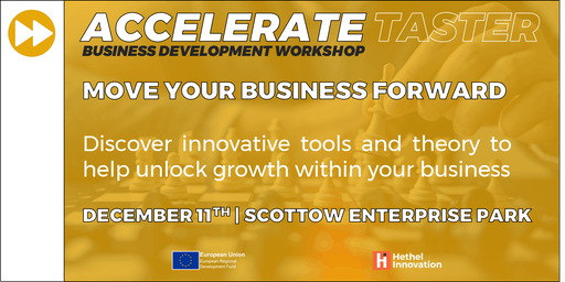 Accelerate - Unlock Growth in your Business