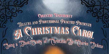 A Christmas Carol (Being a Ghost story of Christmas) tickets