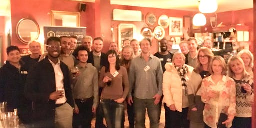 Property Wave Networking Event - December 2019