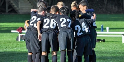 Youth Soccer High Performance Team.