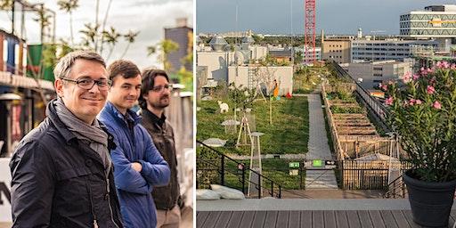 20.03.2020 - Ein Naturprojekt im Werksviertel - die Stadtalm