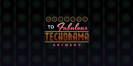 Techorama 2020 billets