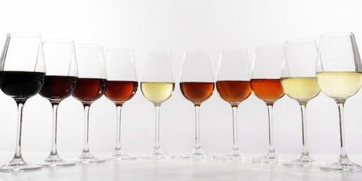 Festive Postgraduate Wine Tasting