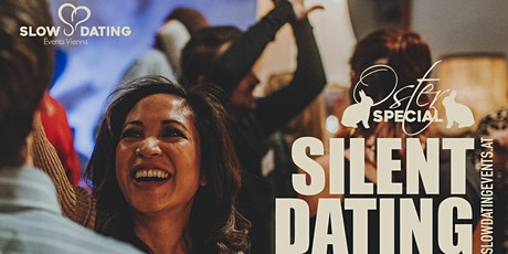 Silent Dating Easter Special (32-48 years) Tickets