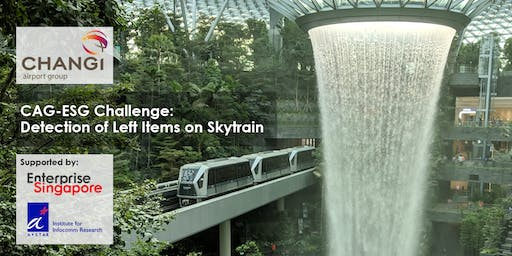 CAG-ESG Challenge: Detection of Left Items in Skytrain - Briefing Day