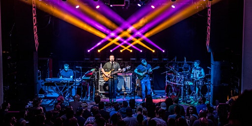 Spafford with special guest Yak Attack presented by Dig Beats Productions