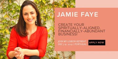✨ CREATE YOUR SPIRITUALLY-ALIGNED + FINANCIALLY ABUNDANT BUSINESS! ✨ tickets