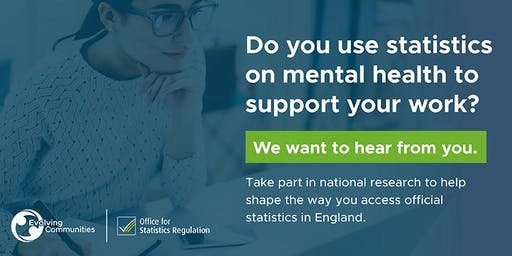 OSR - Mental Health Statistics Workshop - Bristol