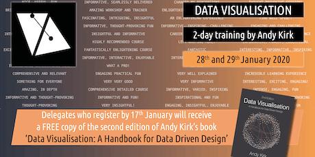 Data Visualisation Training (2-day) | LONDON tickets