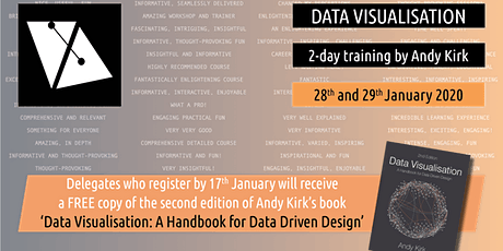 Data Visualisation Training (2-day) | LONDON tickets