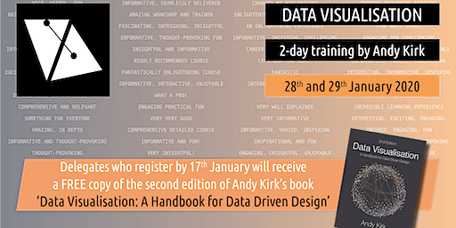 Data Visualisation Training (2-day) | LONDON