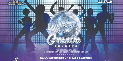 Groove Sundays at The EndUp
