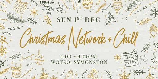 Christmas Network + Chill