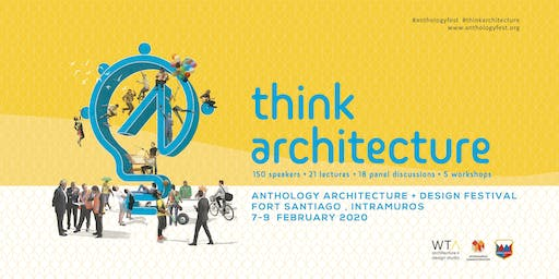 VIP Pass - Anthology Architecture and Design Festival 2020