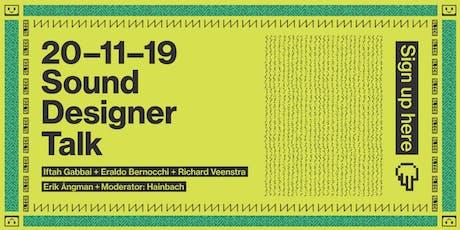 Inside Elektron: Sound Designer Talk tickets