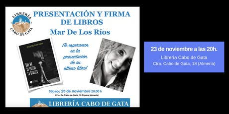 Presentación en Cabo de Gata de la novela: Que no se entere la Cibeles entradas