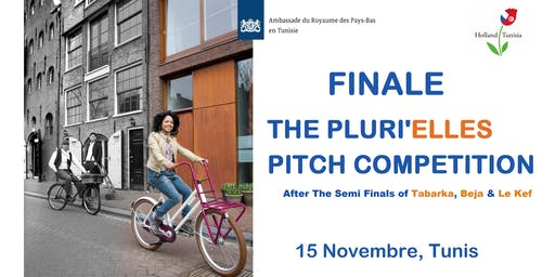 Finale Pluri'elles PITCH Competition