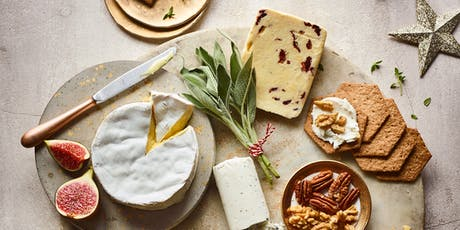 CREATING THE PERFECT CHRISTMAS CHEESE BOARD AND WINE PAIRINGS — 09 DEC tickets