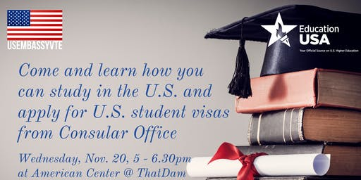 How to Apply for US Uni.&Student Visas
