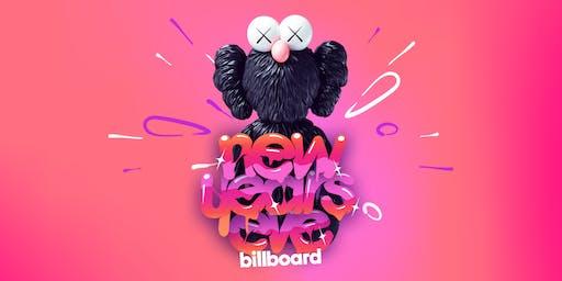 Billboard x New Years Eve