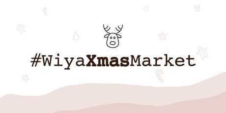 #WiyaXmasMarket biglietti