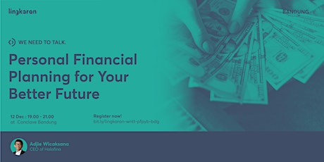 Personal Financial Planning for Your Better Future tickets