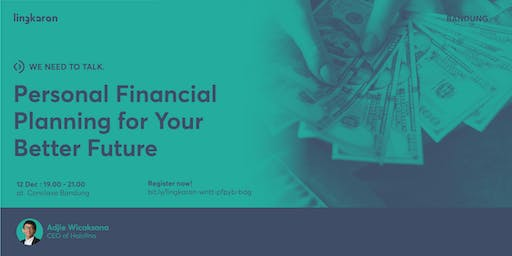 Personal Financial Planning for Your Better Future