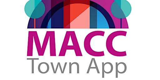 Macclesfield Town App Event