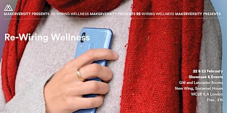 Re-Wiring Wellness tickets