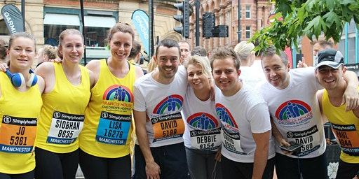 Great Manchester Run for Francis House Children's Hospice