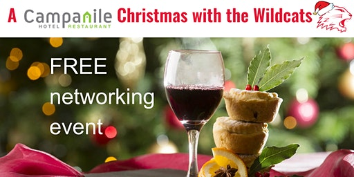A Campanile Christmas with the Wildcats! FREE Networking Event!