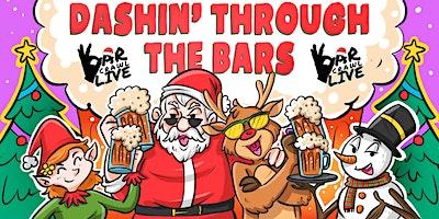 Dashin' Through The Bars | Raleigh, NC | Bar Crawl Live